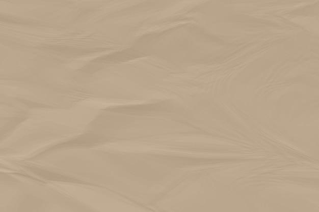 Zmięty brown papieru tła zakończenie up Premium Zdjęcia