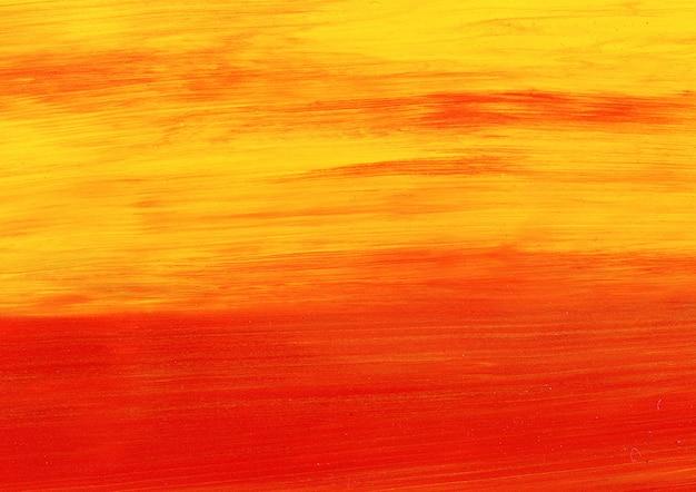 Żółta czerwona tekstura Darmowe Zdjęcia