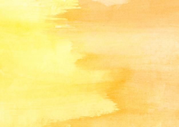 Żółta Pędzel Tekstura Darmowe Zdjęcia