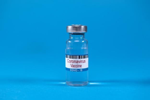 Zwycięstwo Nad Epidemią Koronawirusa Sars-ncov-2. Naukowcy Odkryli Szczepionkę Przeciwko Sars-ncov-2 Premium Zdjęcia