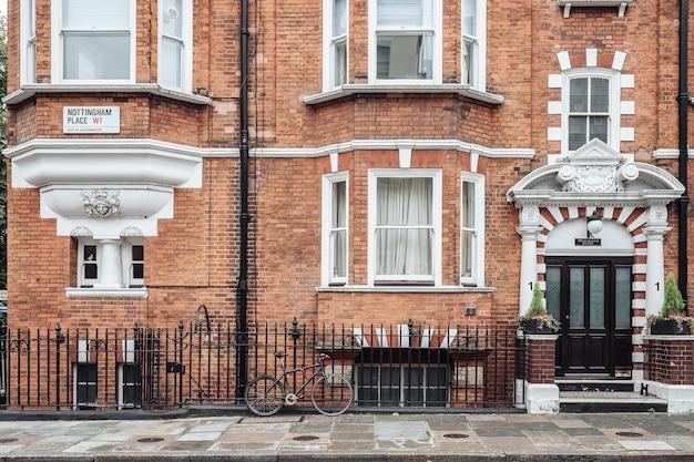 Życie ulicy w londynie Premium Zdjęcia