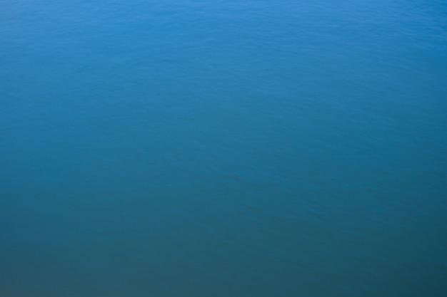 Agua azul abstracta para el fondo Foto Premium