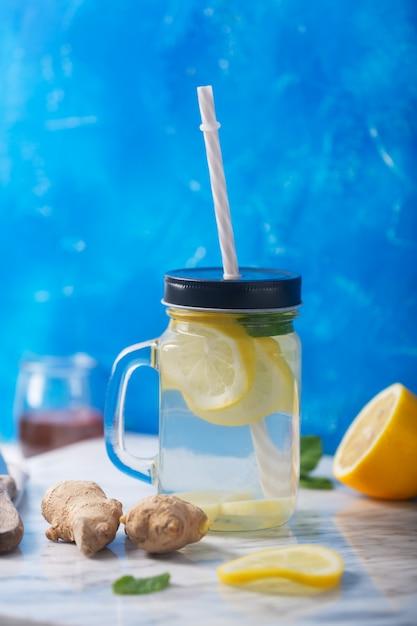 Dieta del jengibre miel y limon