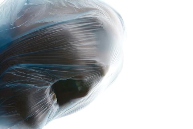 AhogoUn Azul Sobre Con De Transparente Hombre Bolsa Una Plástico GzVMjUpLqS