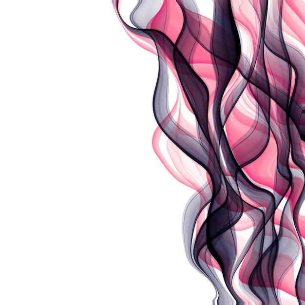 Alcohol ink art. pintura abstracta. fondo de tinta de alcohol. Foto Premium