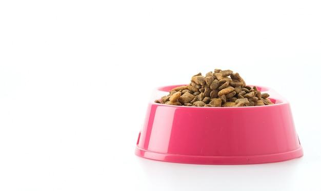 Alimentos para mascotas Foto gratis