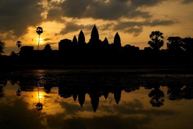 Angkor wat, camboya Foto gratis