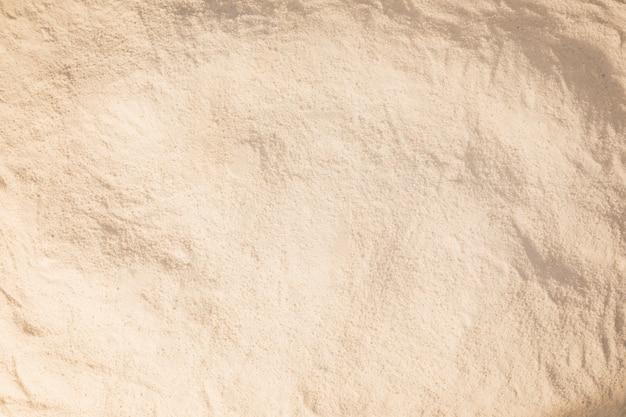 Arena en la textura de la playa Foto gratis