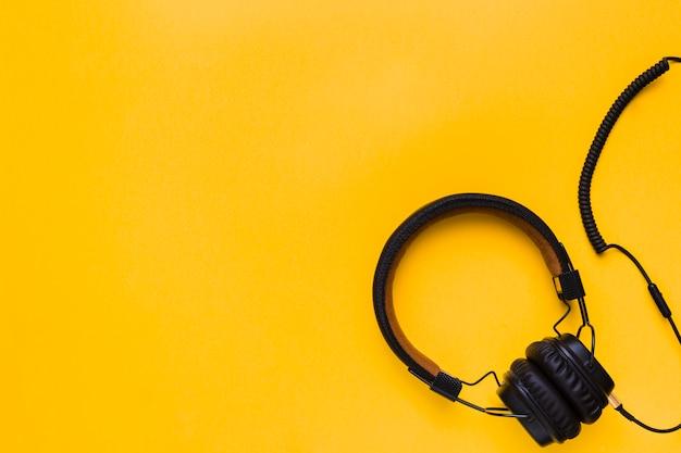 Auriculares de música Foto gratis