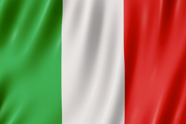 Bandera De Italia Para Imprimir   www.imagenesmy.com
