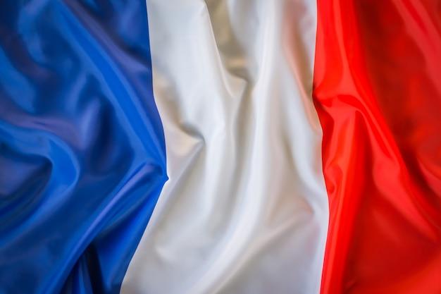 Banderas de francia. Foto gratis