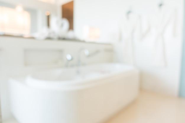 Baño de desenfoque Foto gratis