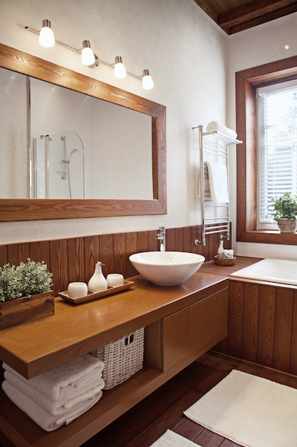 Baño Foto Premium