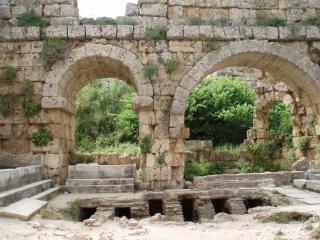 Ba os romanos antiguos en perge descargar fotos gratis - Banos antiguos fotos ...