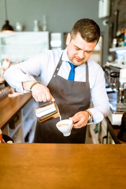Pimp my cup rail (Cellini) - Espresso Machines