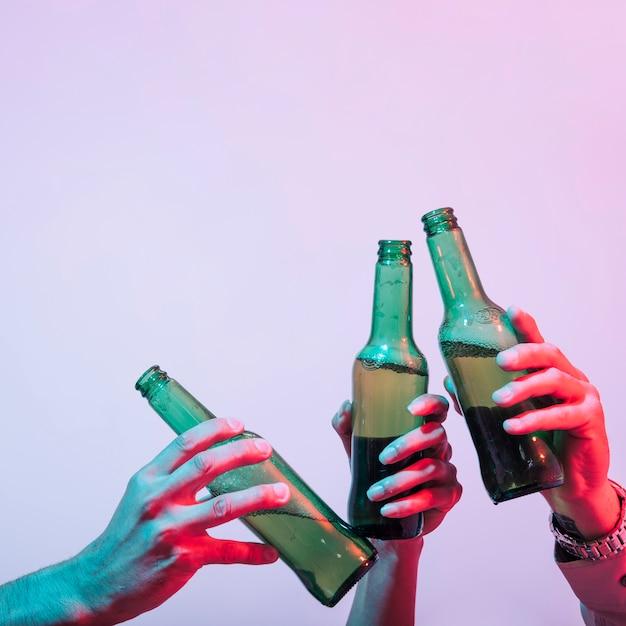 Bebidas de fiesta Foto gratis