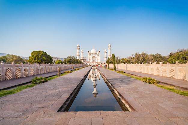 Bibi-qa-maqbara en aurangabad Foto Premium