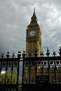 Detras de Las Puertas Big Ben Detrás de Las Puertas