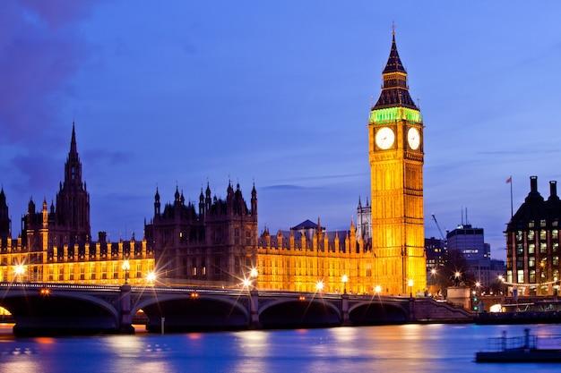 Big ben london Foto Premium