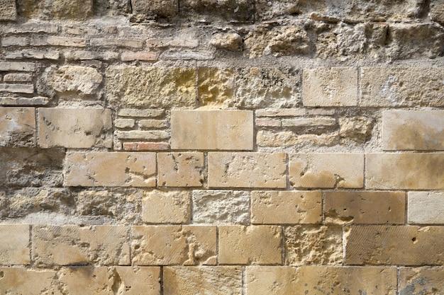 Bloques de ladrillos de colores en la pared descargar - Ladrillos de colores ...