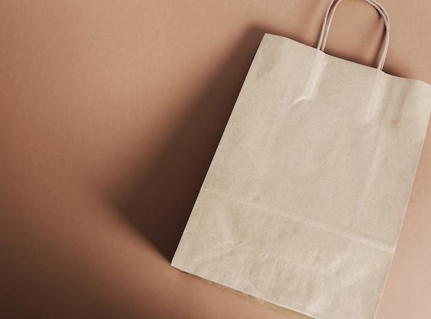 Bolsa de papel Foto gratis