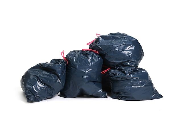 Bolsas de basura Foto gratis