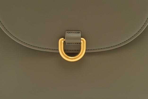 Bolso de mujer en piel | Foto Premium