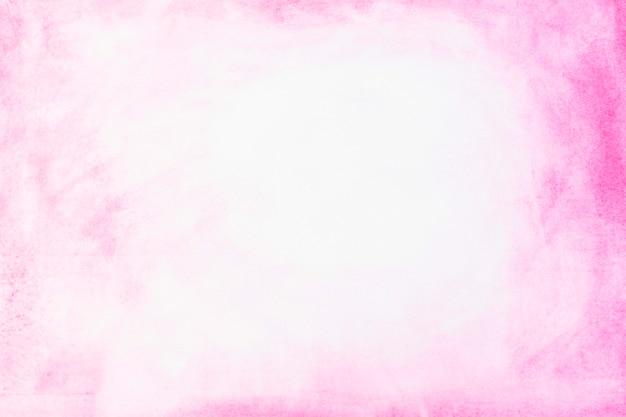 Borde de pintura fucsia Foto gratis