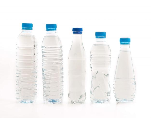 Botella de agua Foto gratis