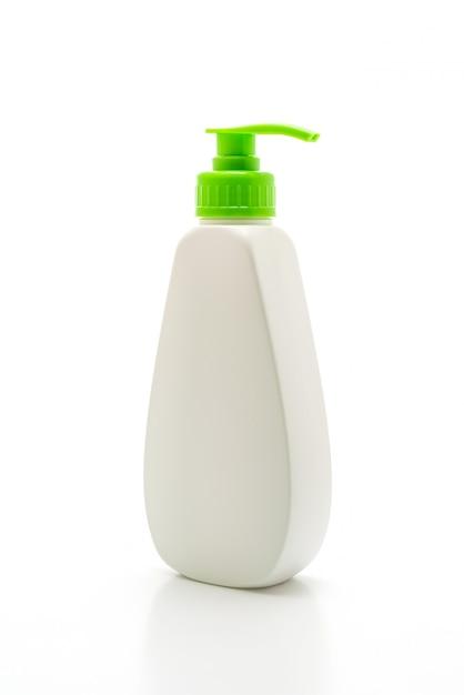 Botella plástica de la bomba del dispensador del gel, de la espuma o ...