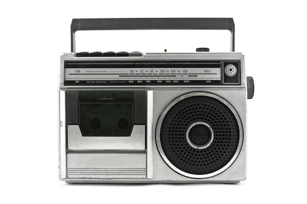 Botón de volumen del estéreo musical objeto Foto gratis