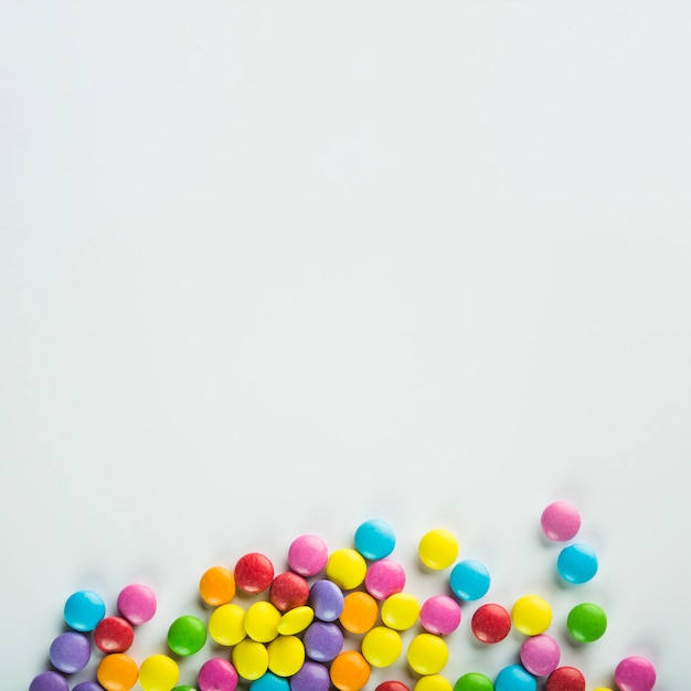Botones dulces con diferentes sabores | Descargar Fotos gratis