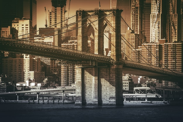 Brooklyn a manhattan Foto gratis
