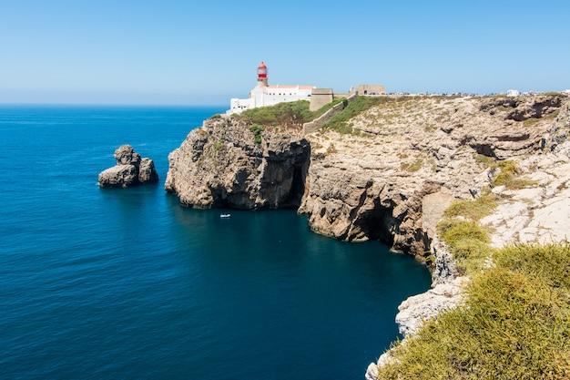 Le Cap Saint-Vincent, à Sagres