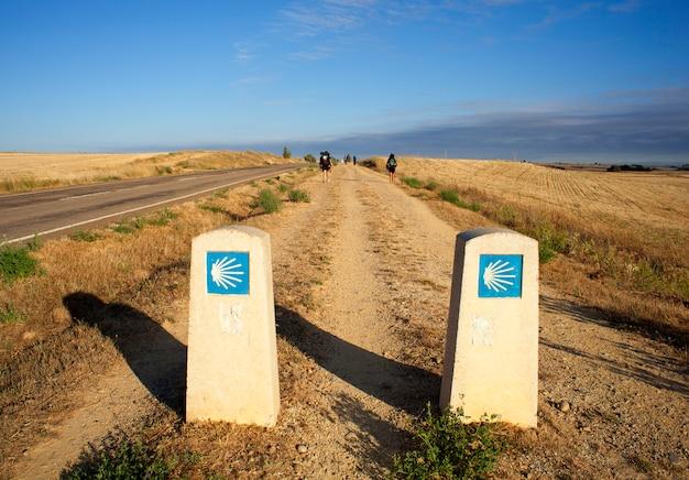 Camino de Santiago: cómo cuidar la espalda y los pies en travesías largas