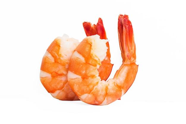 Carne del camarón Foto gratis