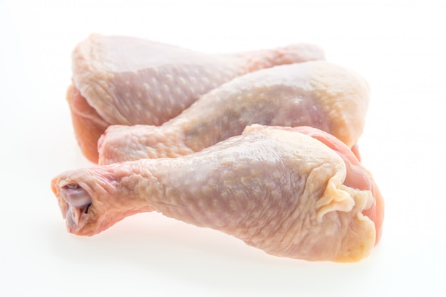 Carne cruda de pollo Foto gratis
