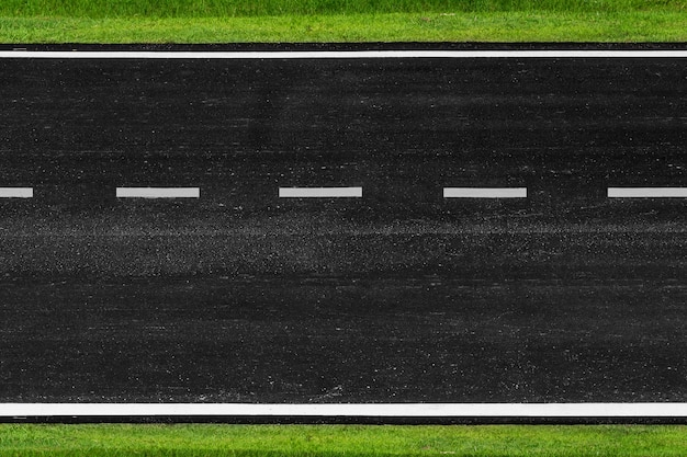 Carretera Asfaltada Con Líneas De Rayas Fondo De Textura De Rayas