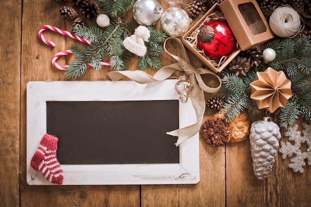 Carta De Felicitaciones De Navidad Y Ano Nuevo.Carta De Navidad Lista Felicitaciones Por Un Fondo De