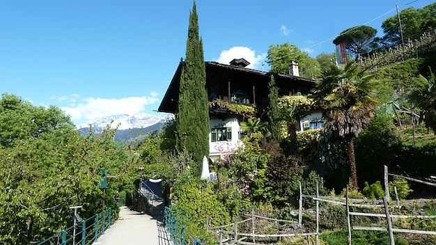 Casa meran panorama tappaeinerweg del hotel descargar for Foto casa gratis