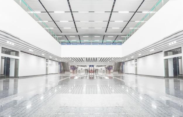 Centro comercial vacio Foto gratis