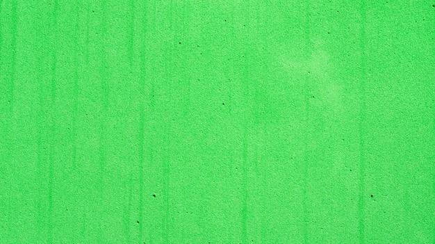 Cerca de una esponja verde Foto Premium