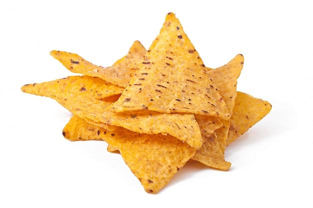 Chips de nacho Foto gratis