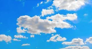 cielo de nubes horizontales | Descargar Fotos gratis