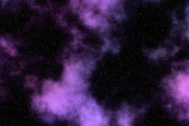 Cielo espacio abstracto Foto gratis