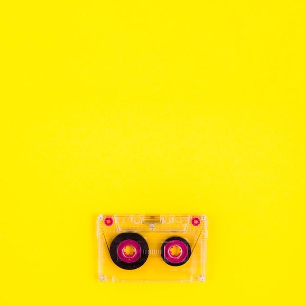 Cinta de casete Foto gratis