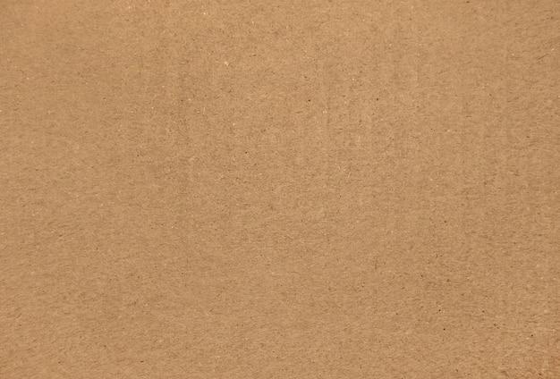 Closeup superficie de textura de cartón Foto Premium