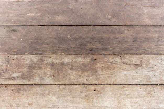 Closeup textura de madera vieja. decoración del hogar Foto Premium