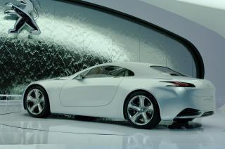 coches Salón Internacional de Ginebra de 2010, el diseño internacional, eventos