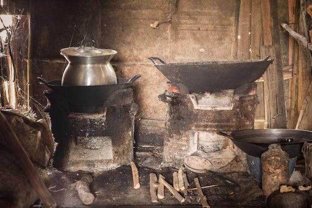 Cocina antigua cocina local tailandia descargar fotos Cocinas antiguas